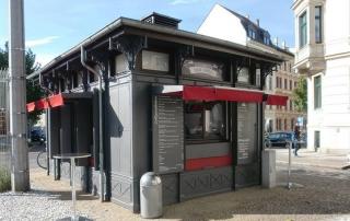 Burgermeister der Grill - Leipzig - Südplatz